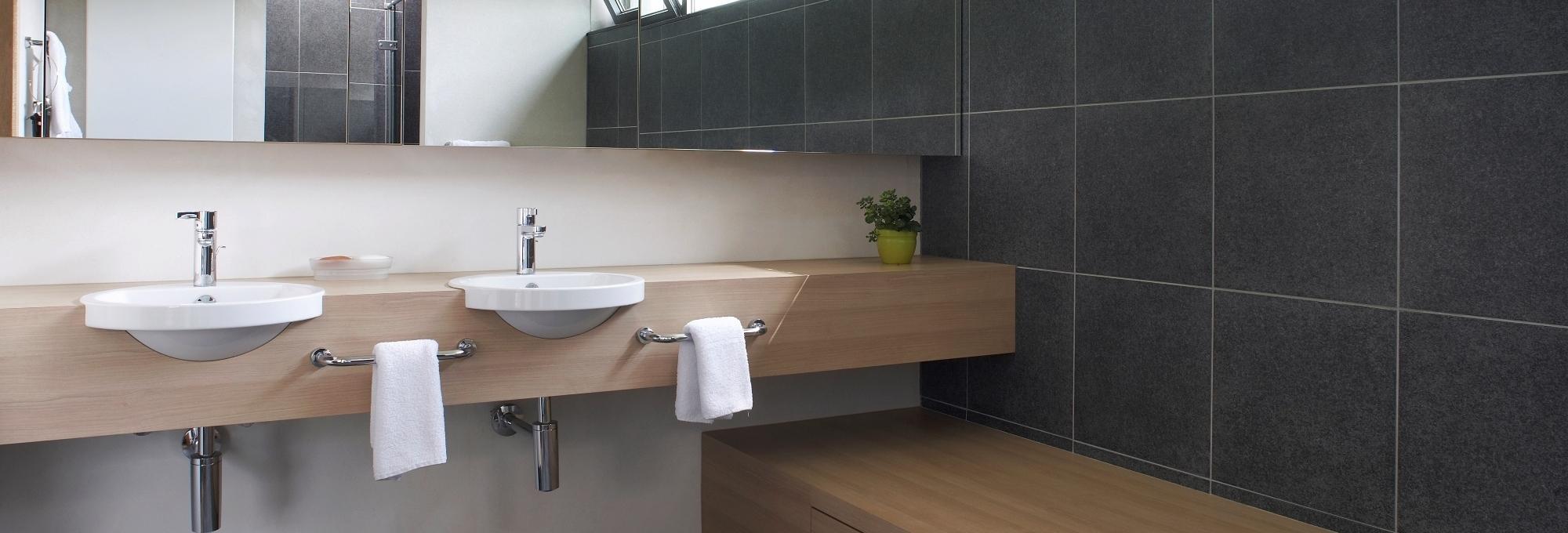 Badkamer - Badkamermeubel & kasten op maat in Schoten   Elst Keukens