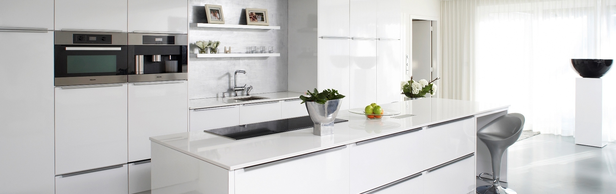 Keukens keukenkasten keukens op maat elst keukens - Gepersonaliseerde keuken ...