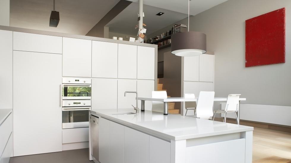 Keuken Organizer Ontwerpen : Interieur keukens dressing maatkasten elst keukens